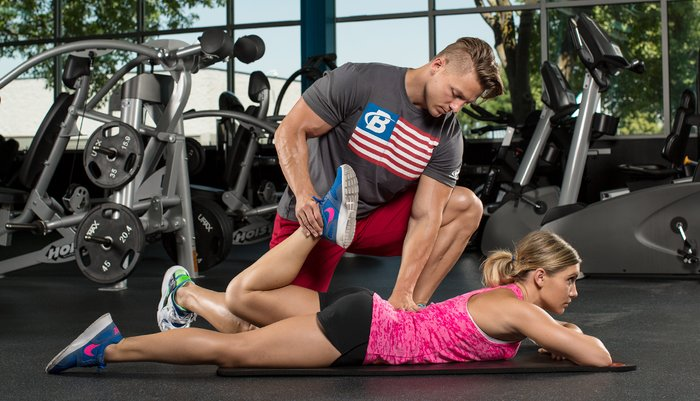 Should You Trust A Personal Trainer Who Is Out Of Shape?