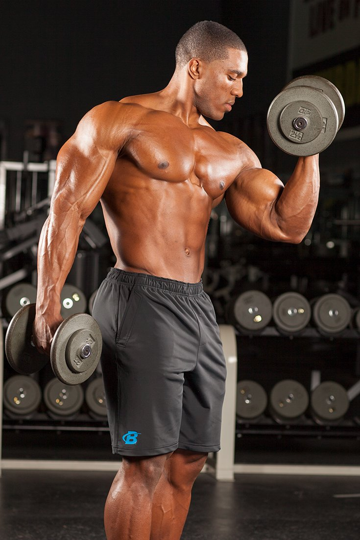 The Back And Biceps Workout That Went Global