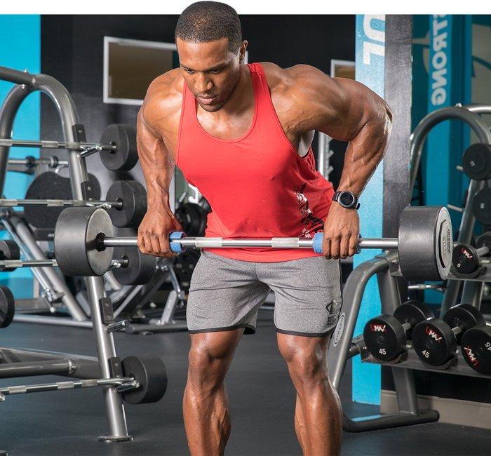 Los ejercicios compuestos son la base de un buen programa porque fortalecen más de una articulación.