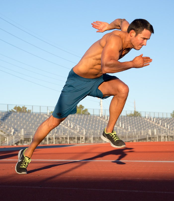 10 exercises for explosive athletes