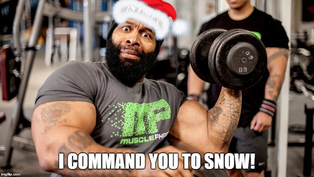 CT Fletcher meme