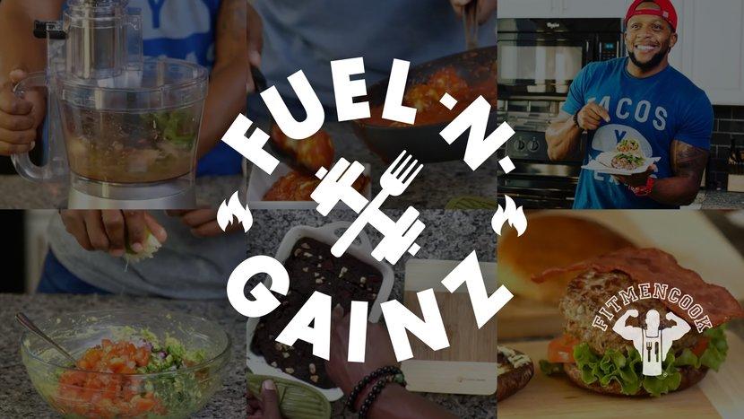 Fuel & Gainz Recipes!