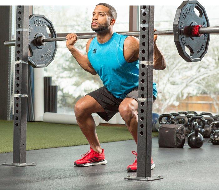 Lift weights regularly