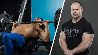 "Ask the Super Strong Guy: ""I'm Stuck! How Can I Get My Bench To More than 305 Pounds?"""
