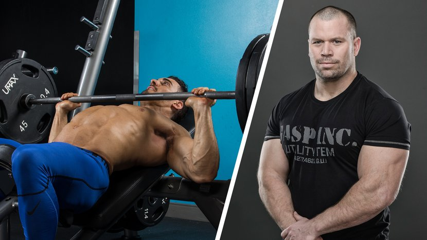 """Ask the Super Strong Guy: """"I'm Stuck! How Can I Get My Bench To More than 305 Pounds?"""""""