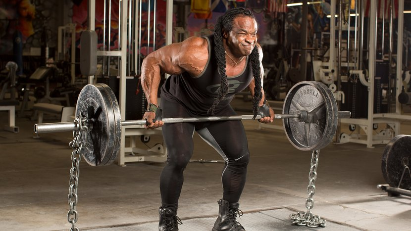 4 Things You Never Learned About Muscle Growth