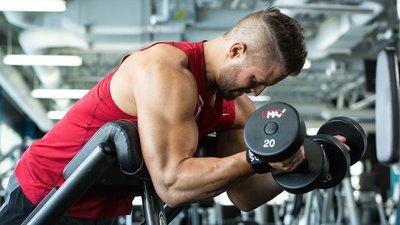 How To Build A Bigger Biceps Peak