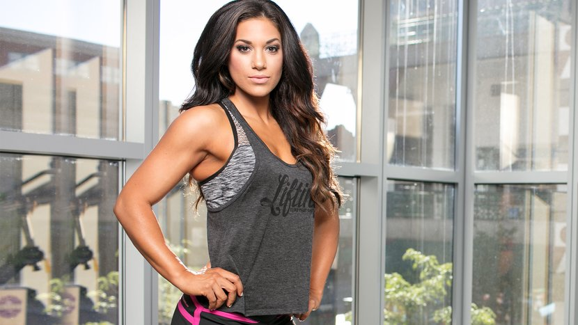 Team Bodybuilding.com Athlete Profile: Katrina Freds