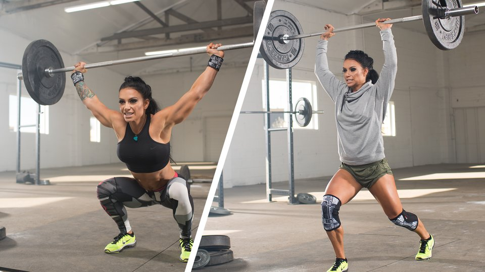 Learn The Olympic Lifts: Snatch And Clean And Jerk ...