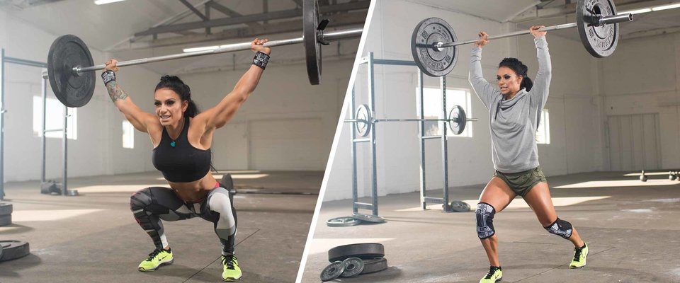 Learn The Olympic Lifts: Snatch And Clean And Jerk Progression Lifts