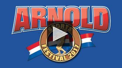 Arnold Sports Festival Live Stream