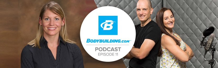 Podcast Episode 11: Dr. Abbie Smith-Ryan - What Women Really Need To Know About Body Fat & Fitness