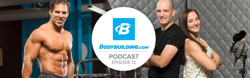 Podcast Episode 12: Craig Capurso - The Abdominal Snowman!