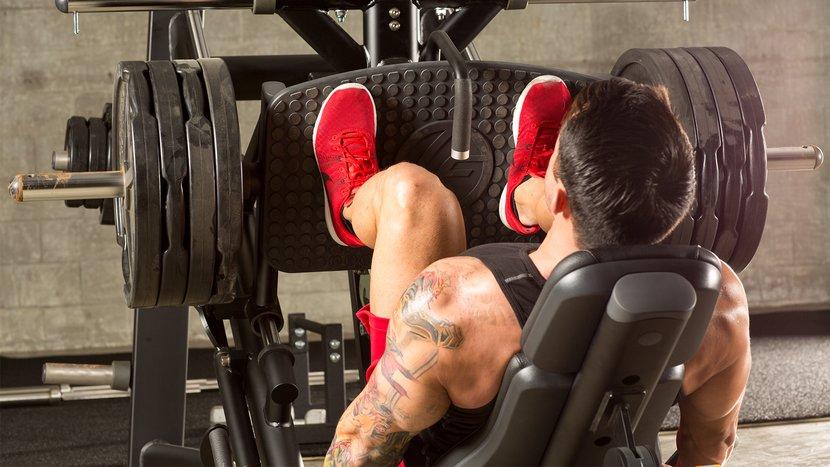 The Top 4 Leg-Day Machine Exercises