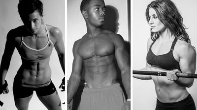 10 Physiques Forged Through Blood, Sweat, And Tears