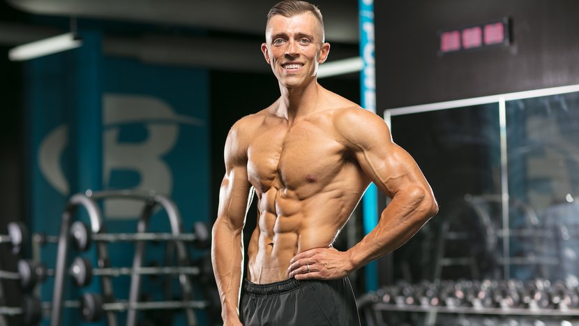 Team Bodybuilding.com Athlete Profile: Zane Hadzick