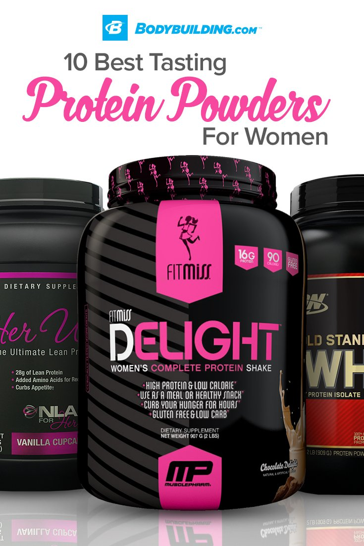 The 10 Best Protein Powders For Women (2019 List)