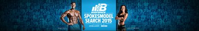 BodySpace Spokesmodel Search 2015 Presented By Cellucor And Iron Man Magazine banner