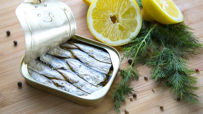 Eat Sardines To Soothe Sore Muscles
