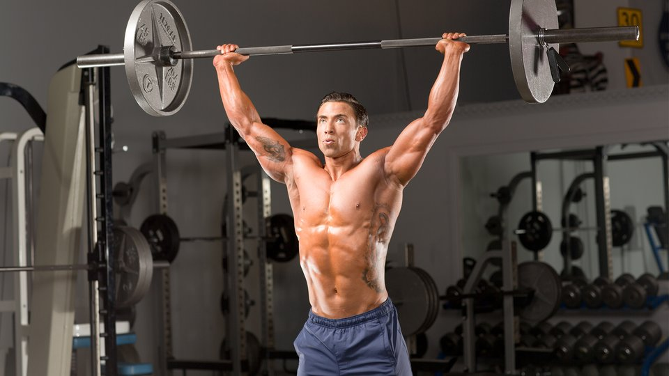 6 Tips For Improving Your Overhead Press | Bodybuilding.com