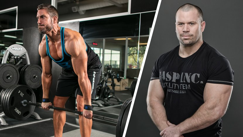 Ask The Super Strong Guy: Are Partials The Key For Strength Gains?