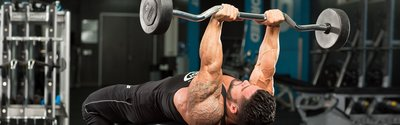 Build Ripped Triceps With This Routine! banner