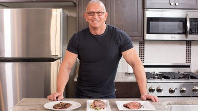 Chef Robert Irvine: Steak 3 Ways