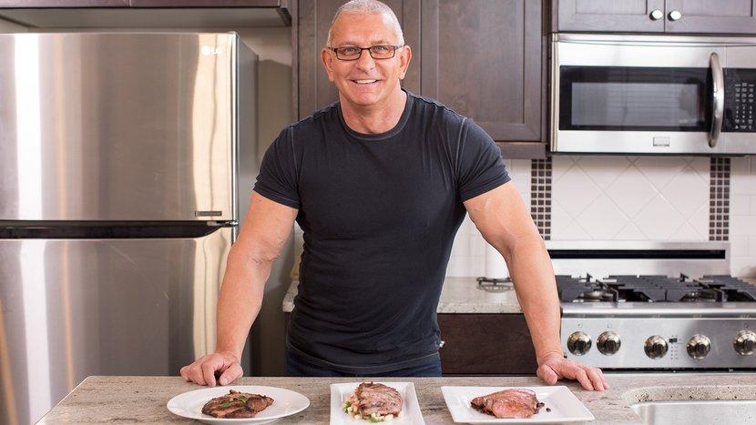 Chef Robert Irvine: Steak 3 Ways