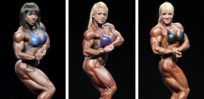 women bodybuilding competition Female