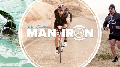 Kris Gethin: Man of Iron
