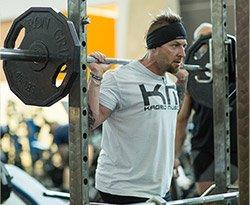 Kris Gethin lifting