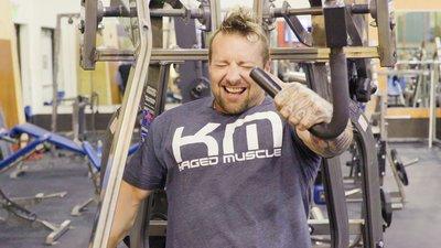 Kris Gethin: Man Of Iron, Week 3