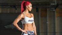 Meet Hannah Eden: Your Red-Hot Fitness Hero