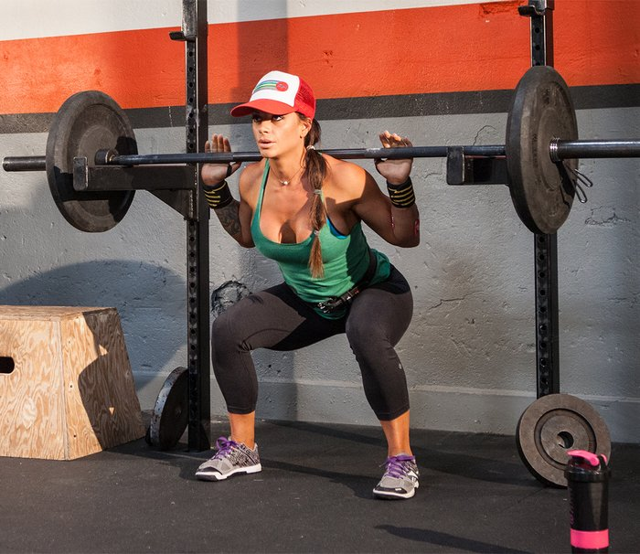 Skyrocket Your Bottom End Squat Power