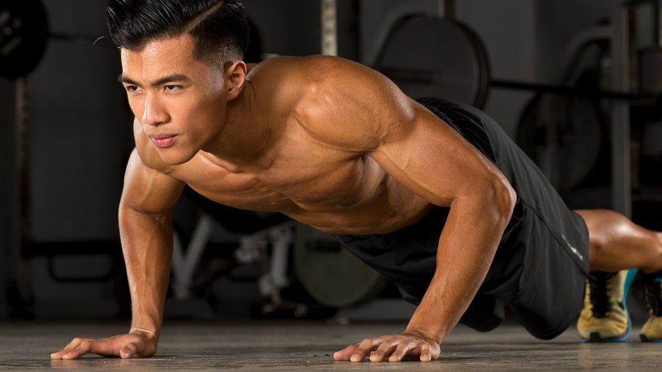 Take Your Push-Up Skills From Beginner To Badass | Bodybuilding.com