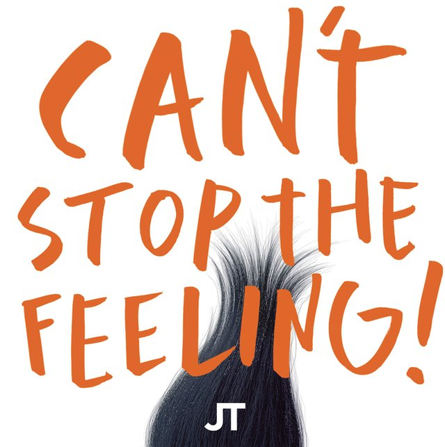 Can't Stop The Feeling! by Justin Timberlake