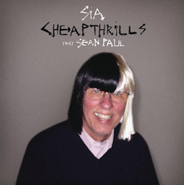 Cheap Thrills by Sia feat. Sean Paul