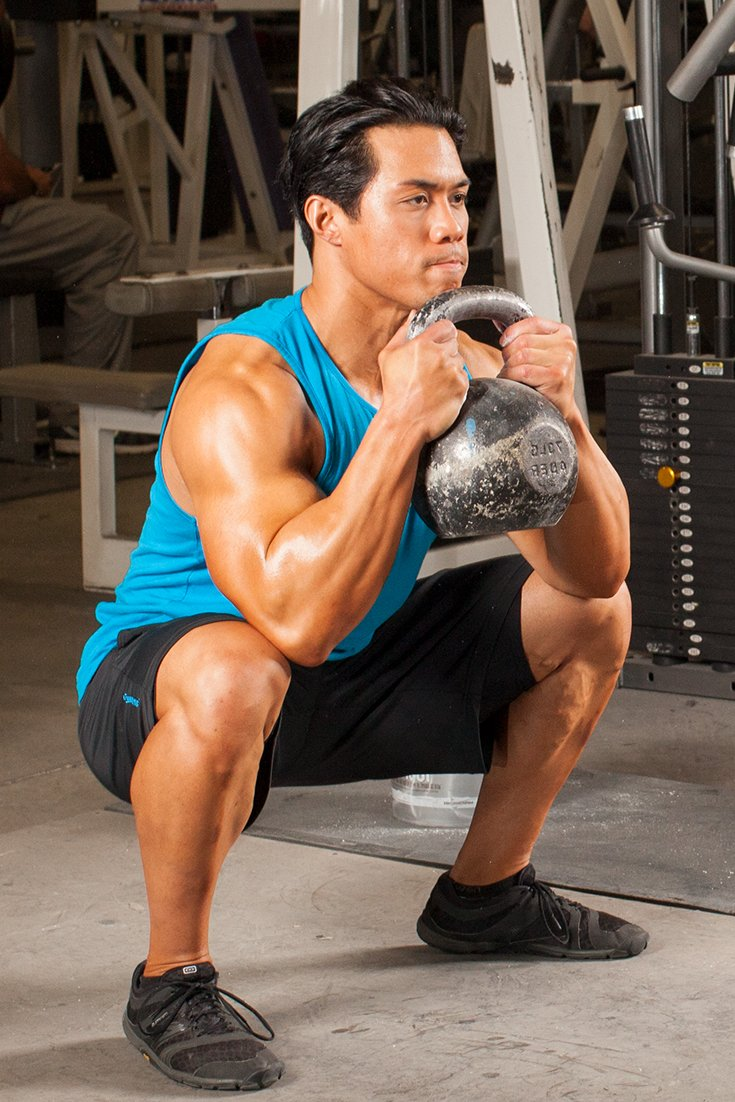 The More Gain, Less Pain Guide To Squats