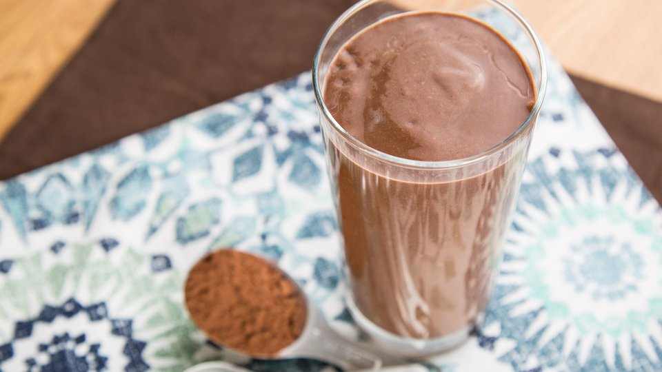 Chocolate Fudge Smoothie