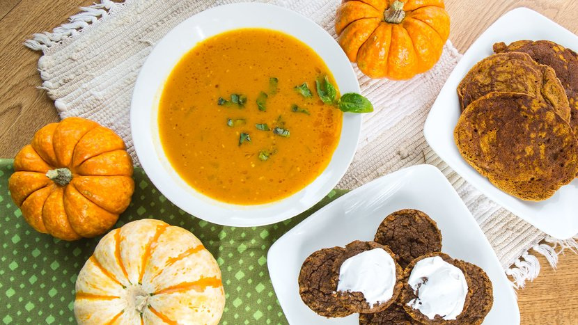 3 Unexpected And Healthy Ways To Eat Pumpkin