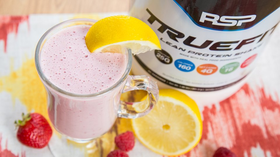 Berry Lemon Zinger Smoothie