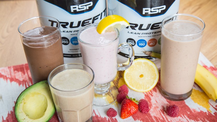 4 Quick, Delicious Shake Recipes To Power Up Your Day!