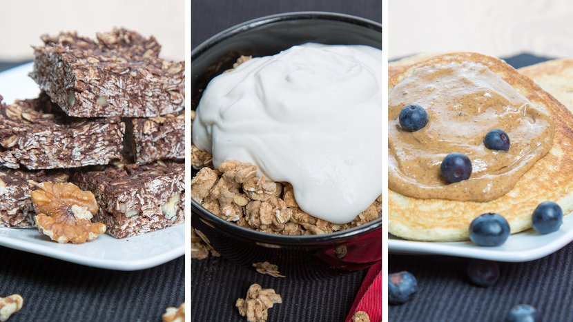 6 Muscle-Building Protein Recipes For Hardgainers