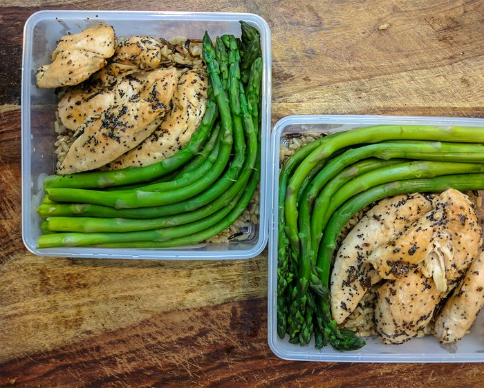 Meal prep chicken | food | Meals, Lunch meal prep, Healthy
