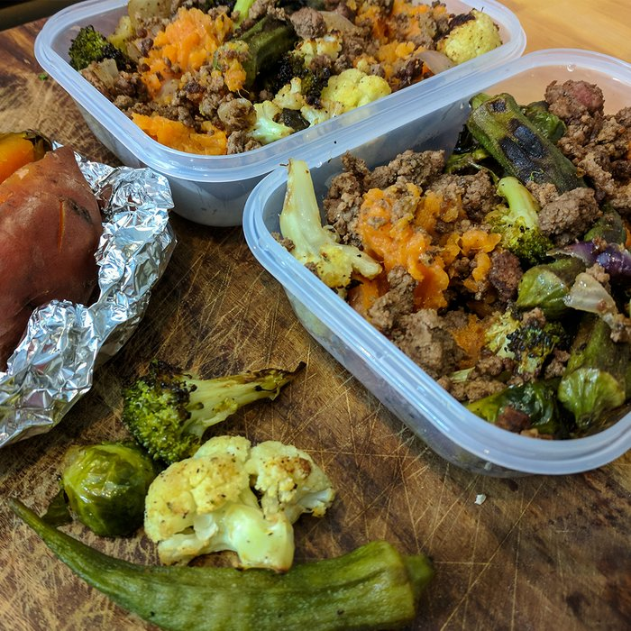 10 High-Protein Lunches to Gain Lean Muscle Mass