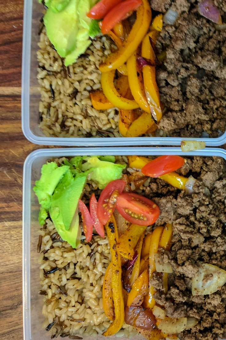 Favorite Meal Prep Ideas For Lunch Bodybuilding