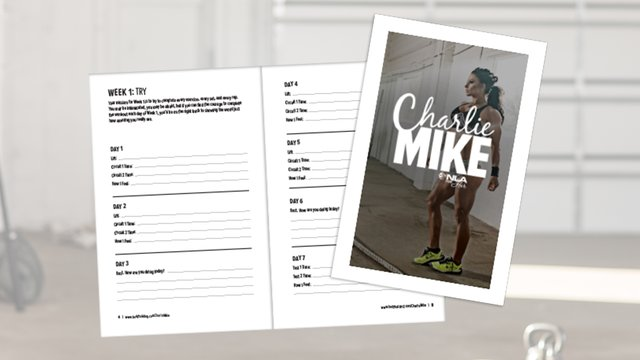 Charlie Mike Workout Log
