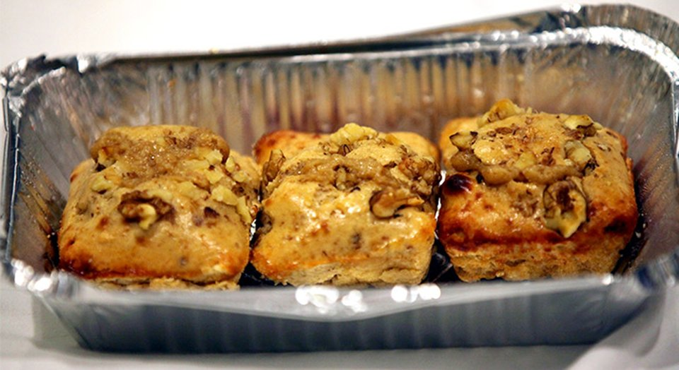 Kris Gethin's DTP: Apple Cinnamon Roll Muffins Recipe