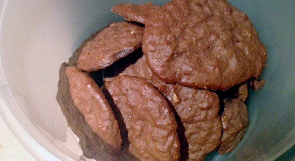 Kris Gethin's DTP: Peanut Butter Figs Cookies Recipe