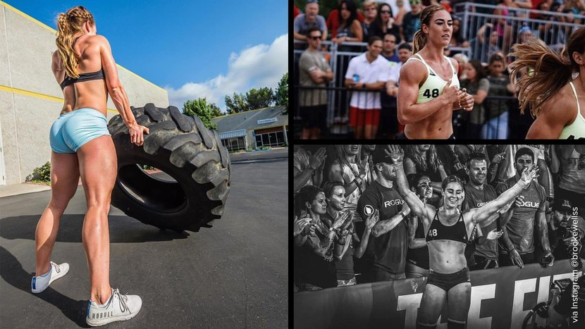 Meet Brooke Wells: A Real-Life Superwoman